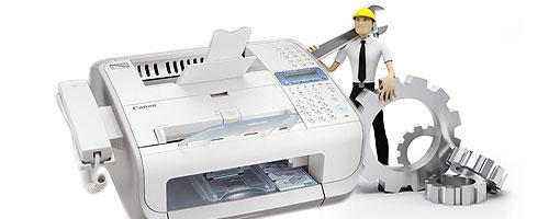 Ơn giời sửa máy fax đây rồi