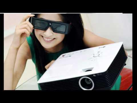 Viewsonic PJD 5122 hư hệ thống kính